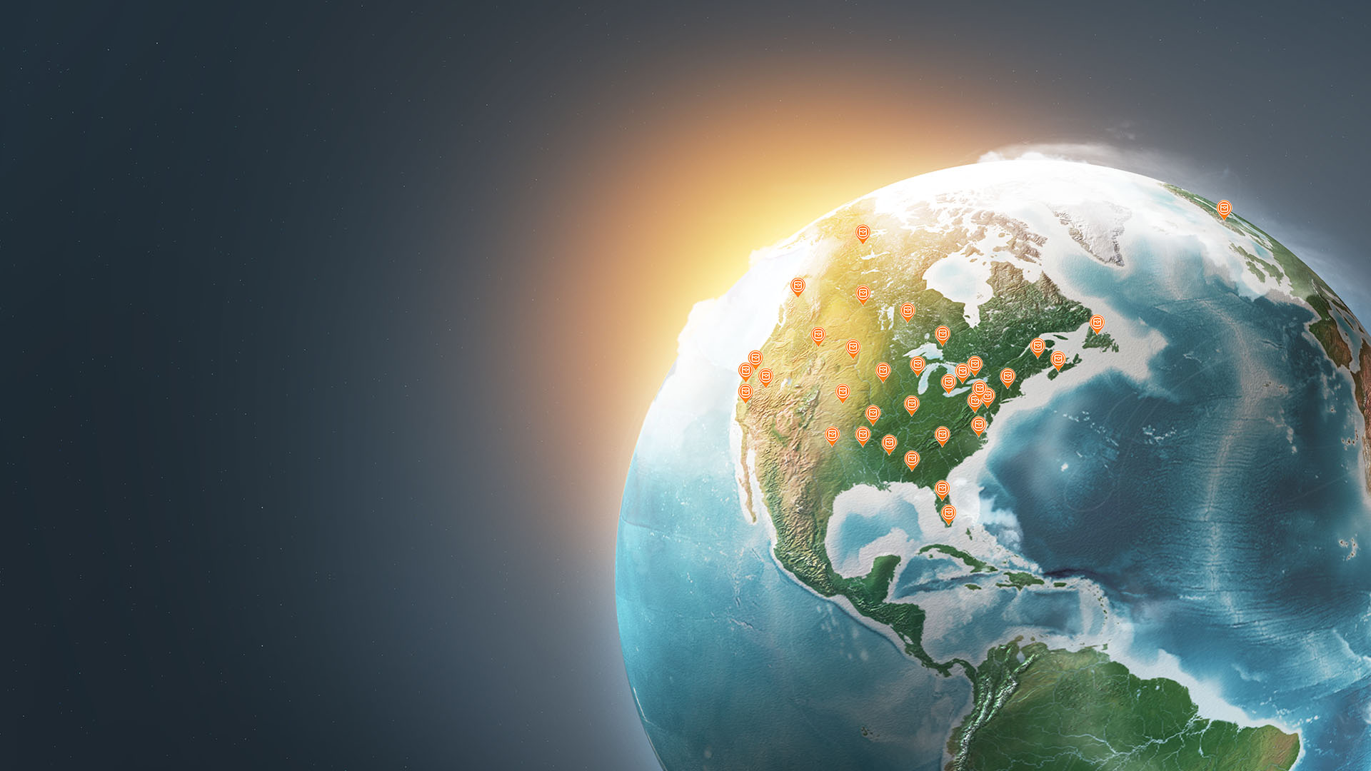 world map operator locations