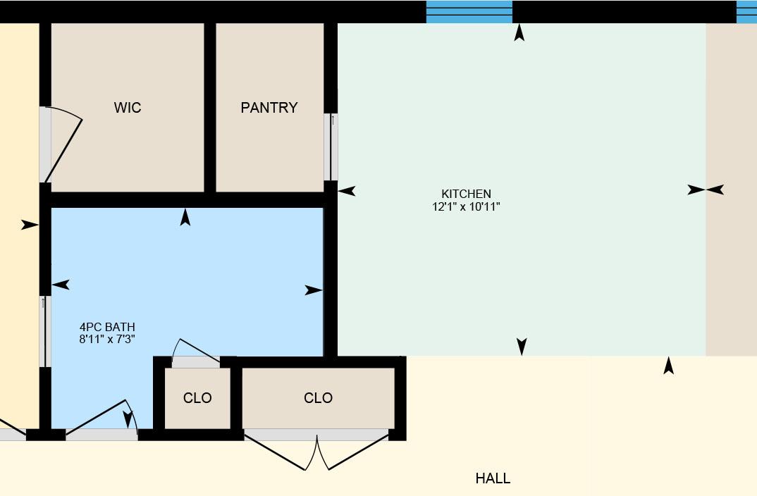 iGUIDE Standard Floor Plans