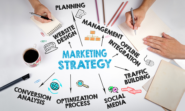 real estate marketing points